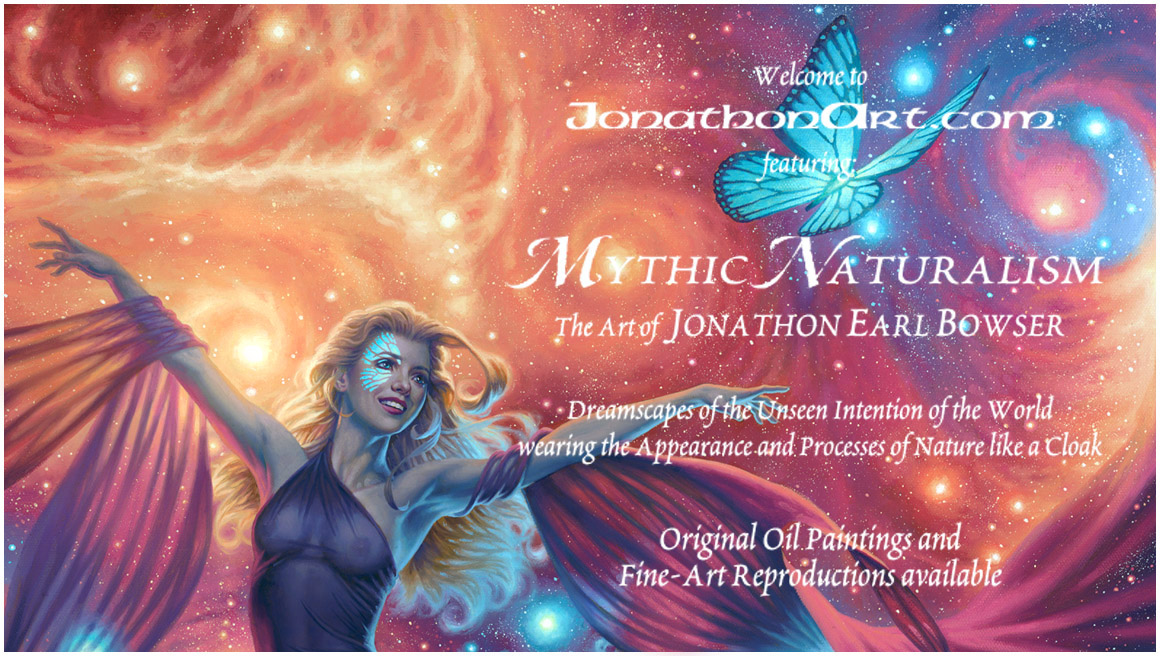 the goddess art of jonathon earl bowser an artist s view of the